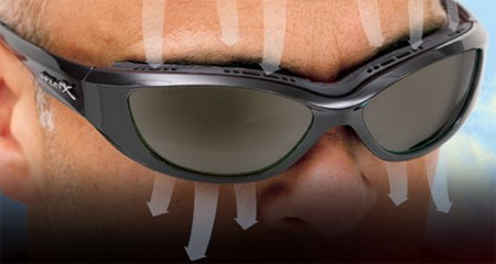 c3ed4930bbb WX Tide Sunglasses – for fresh   saltwater fishing action